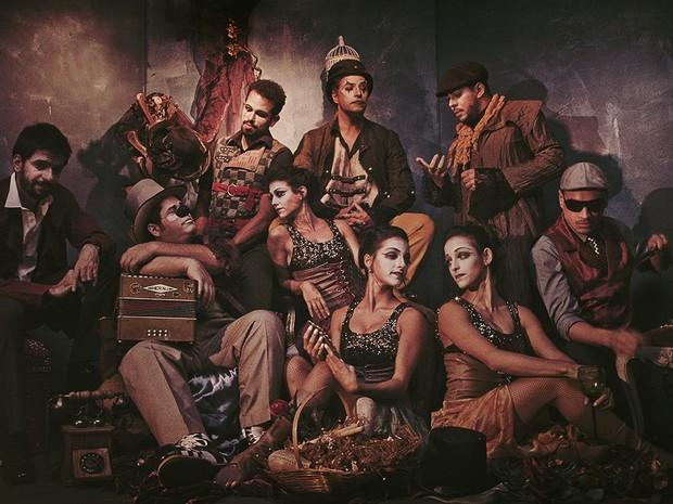 O Teatro Mágico lança primeiro dvd (Foto: Orth Produções/Divulgação)