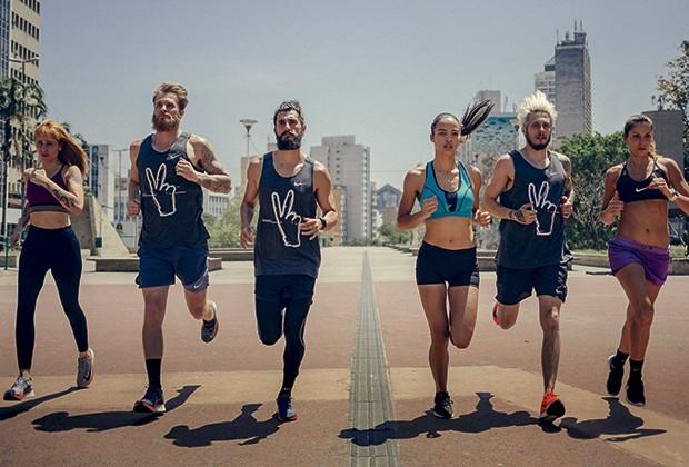Atletas (Foto: Alex Batista)