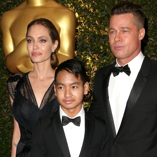 Três dos seis filhos de Angelina Jolie e Brad Pitt são adotados: os meninos Maddox Chivan (foto), de 13 anos, do Camboja; e Pax Thien, de 10 anos, do Vietnã; e a menina Zahara Marley, de 9 anos, da Etiópia. (Foto: Getty Images)
