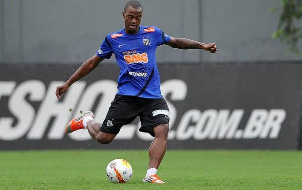 Renê Júnior Santos (Foto: Ivan Storti/Divulgação Santos FC)