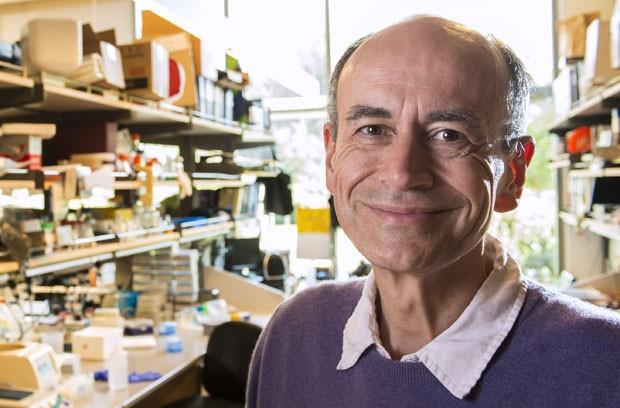 O alemão Thomas Südhof em foto da Universidade Stanford (Foto: Steve Fisch/Universidade Stanford/Reuters)