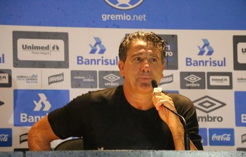 Renato e Espinosa resgataram espírito vencedor do Grêmio, diz comentarista