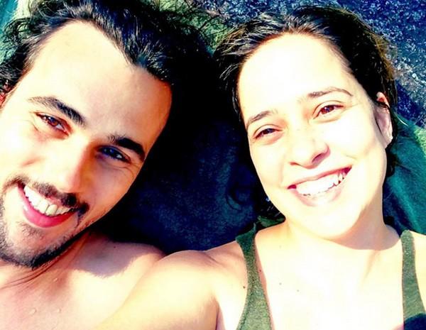 Paloma e Bruno (Foto: Reprodução/Instagram)