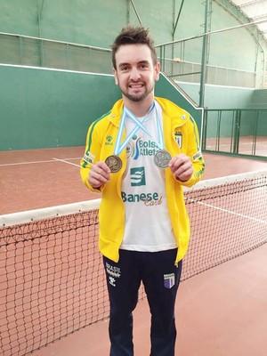 Victor Maynard, tenista (Foto: Reprodução )