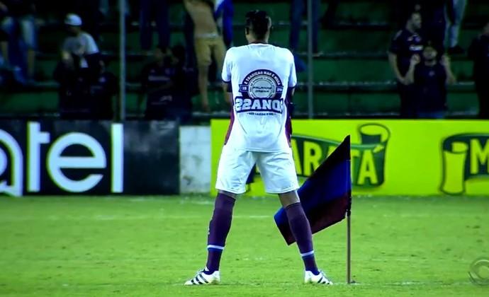 Wagner Caxias e Juventude (Foto: Reprodução/RBS TV)