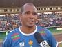 "Valendo título, Chulapa promete ""dez caixas de danone"" por passe para gol"