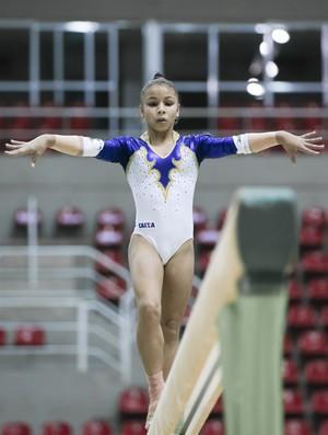 Flavinha no evento-teste da ginástica no Rio de Janeiro (Foto: RICARDO BUFOLIN / CBG`)
