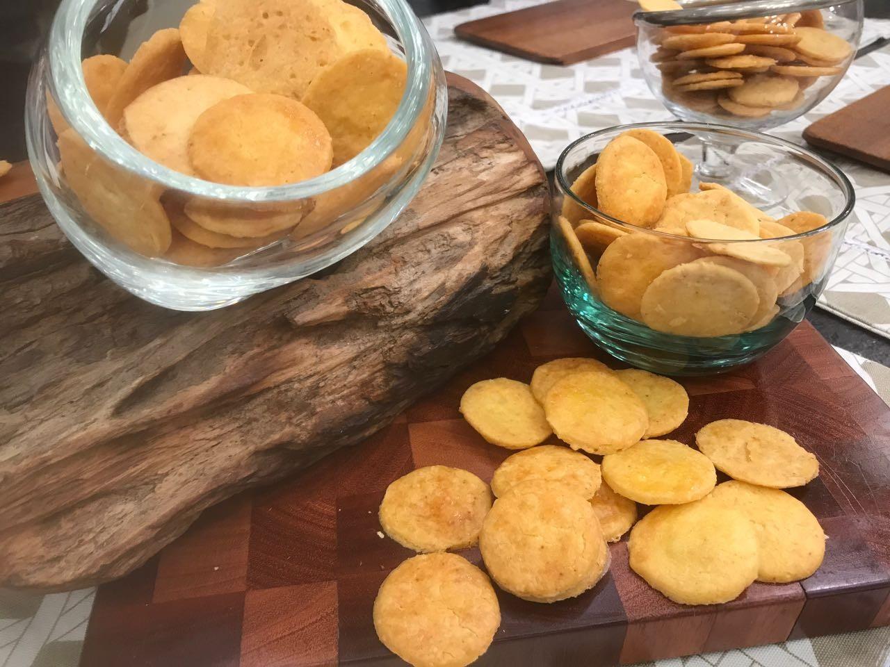 Biscoitinhos de Queijos