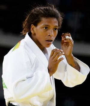 Judô Rafaela Silva (Foto: Agência AP)