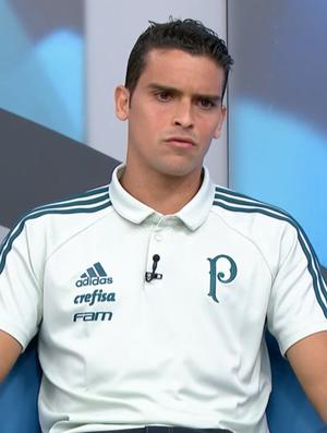 Jean, lateral do Palmeiras (Foto: Reprodução SporTV)
