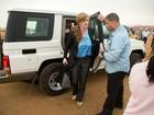 Comboio de embaixadora dos EUA atropela e mata criança em Camarões
