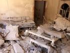 Governo sírio avança e hospital é bombardeado em Aleppo