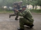 Violentos combates são registrados no leste separatista da Ucrânia