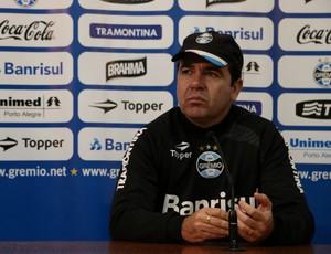 Enderson Moreira, técnico do Grêmio (Foto: Diego Guichard)
