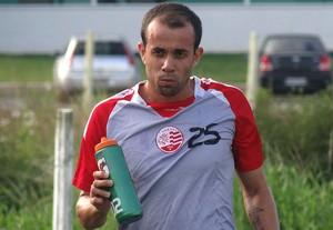 Rafael Cruz Náutico (Foto: Thiago Augustto)