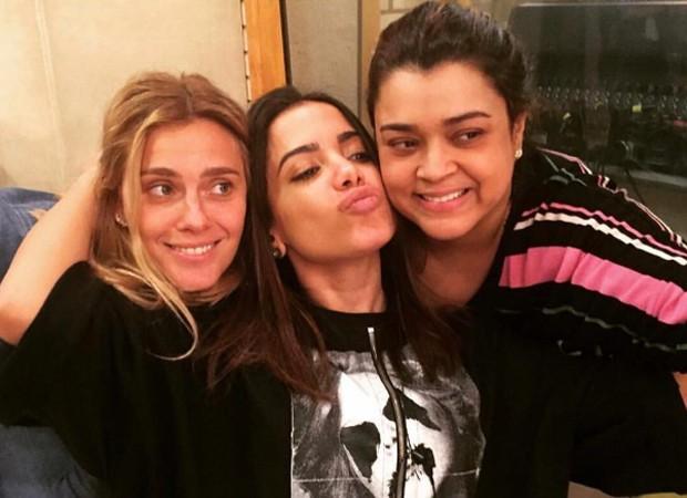 Carolina Dieckmann, Anitta e Preta Gil (Foto: Reprodução/Instagram)