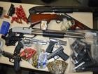 Operação da Polícia Federal prende policiais suspeitos de extermínio