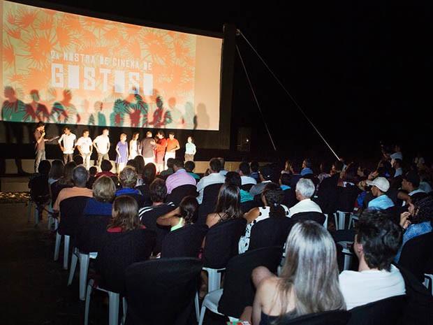3ª Mostra de Cinema de Gostoso acontece de 13 a 17 de novembro (Foto: Aline Arruda)