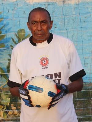 Toinho, ex-goleiro do São Paulo (Foto: Wenner Tito)
