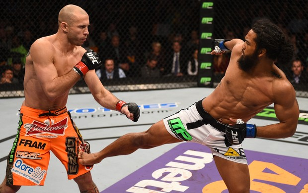 UFC Fight Night: Cerrone x Henderson (Foto: Jeff Bottari/Zuffa LLC UFC)
