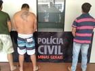 Grupo é preso suspeito de agredir e matar mulher em Miradouro, MG