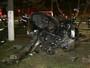 Passageiro de Camaro destruído na Marginal Pinheiros morre em SP