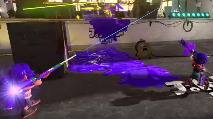 Splatoon 2 causa estranheza nos primeiros minutos, mas logo convence com seus controles (Foto: Divulgação)