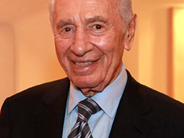 Shimon Peres, em foto de 2012 (Foto: U.S. Embassy Tel Aviv/Creative Commons)
