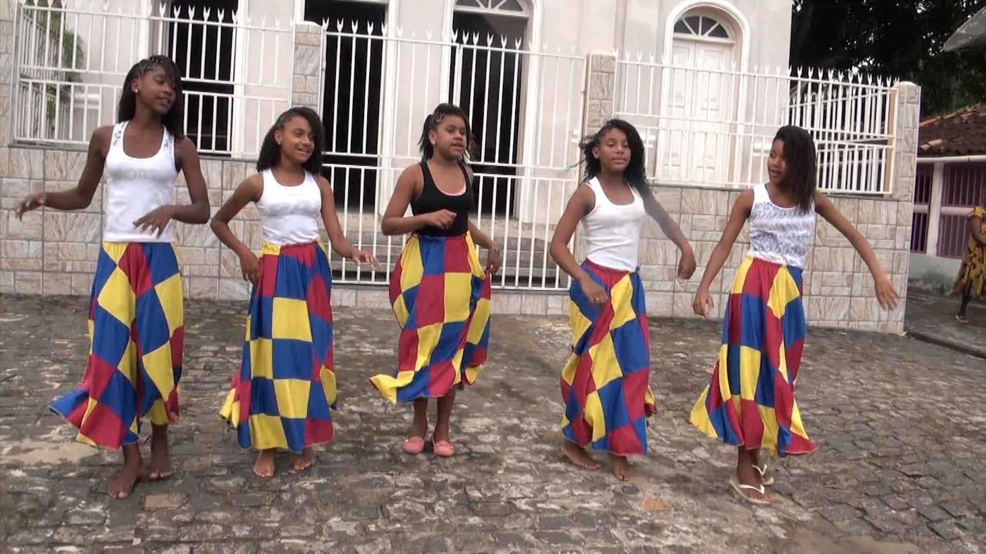 Último episódio da série Quilombos da Bahia visita a comunidade de Jatimane, em Nilo Peçanha (Foto: Divulgação)