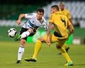 Sem gol em sete de 16 jogos, Coritiba tenta acertar a pontaria para ir à final