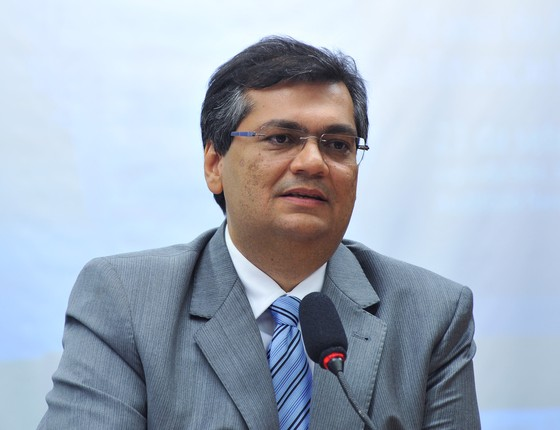 O presidente da Embratur, Flávio Dino (Foto: Zeca Ribeiro/Câmara dos Deputados)