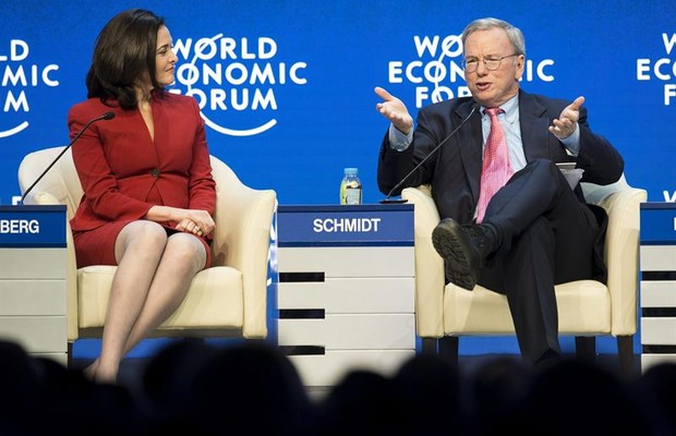 """A internet irá desaparecer"", diz Eric Schmidt, chairman do Google"