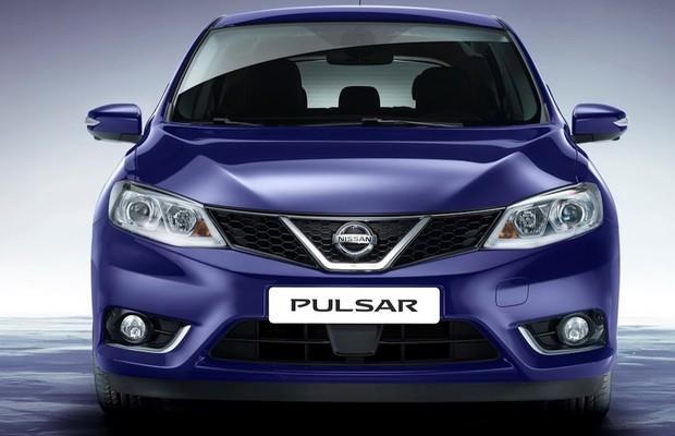 Nissan Pulsar (Foto: Divulgação)