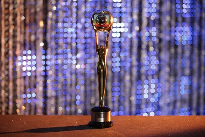 Melhores do Ano - troféu (Foto: Gshow)
