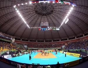vôlei Brasil Sérvia Mundial sub 23 (Foto: Divulgação / FIVB)
