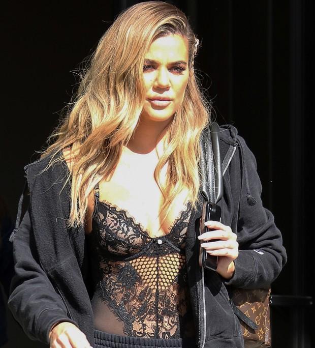 Khloé Kardashian (Foto: AKM-GSI)