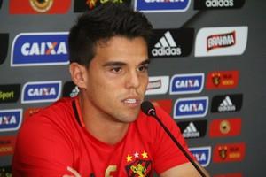 Rodrigo Sport (Foto: Williams Aguiar/Sport)