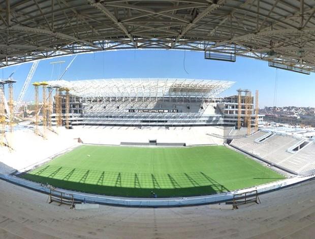 Arena São Paulo (Foto: Arena / Fifa.com)