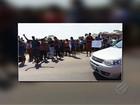 Em protesto, estudantes bloqueiam trecho da Alça Viária no Pará