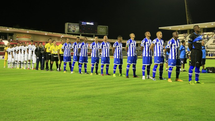 CSA x ASA, Rei Pelé (Foto: Ailton Cruz/ Gazeta de Alagoas)