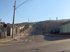 Moradores se queixam de estrutura no Parque das Águas em Juiz de Fora (Foto: Reprodução/TV Integração)