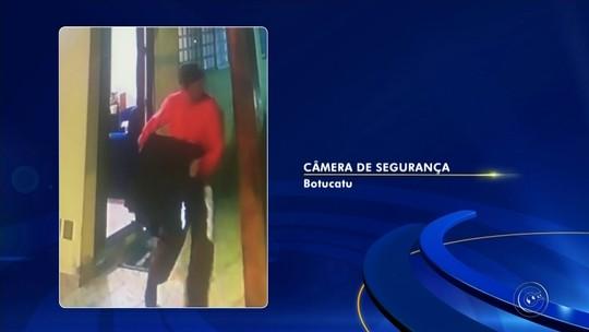 Assaltantes invadem residência em bairro de Botucatu; veja o vídeo