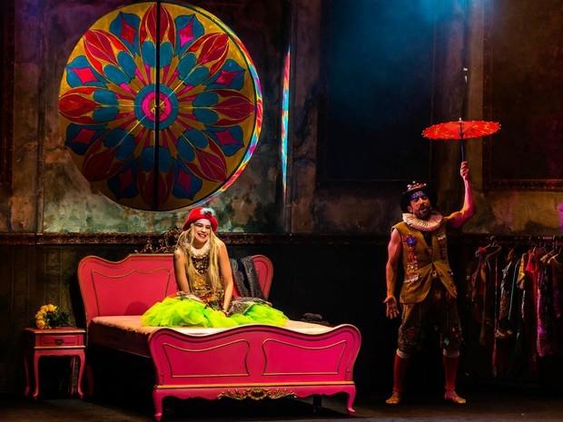 Lauana Piovani estrela peça infantil que será apresentada no Teatro Amazonas (Foto: Divulgação)