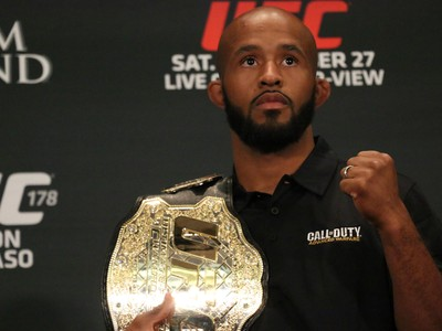 Demetrious Johnson MMA UFC (Foto: Evelyn Rodrigues)