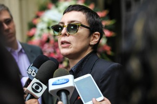 Adriana Calcanhotto (Foto: Anderson Barros / EGO)