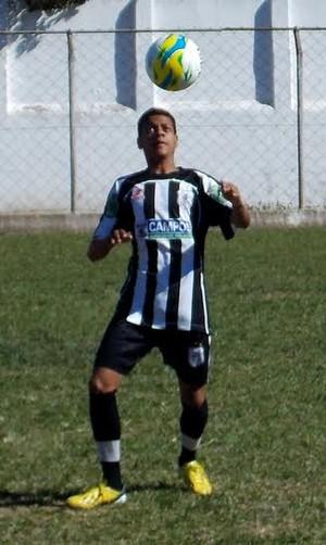Dioguinho, meia do Americano (Foto: Nickolas Abreu/Divulgação AFC)