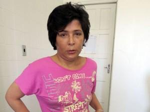 Neuza Ferreira (Foto: Ascom Polícia Civil)