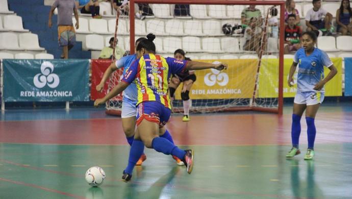 Manaus Moderna e Ninho de Águias fizeram a disputa do terceiro (Foto: Marcos Dantas)