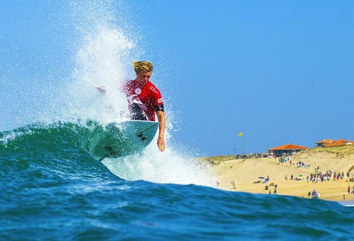 John John Florence no surfe (Foto: ASP / Site oficial)