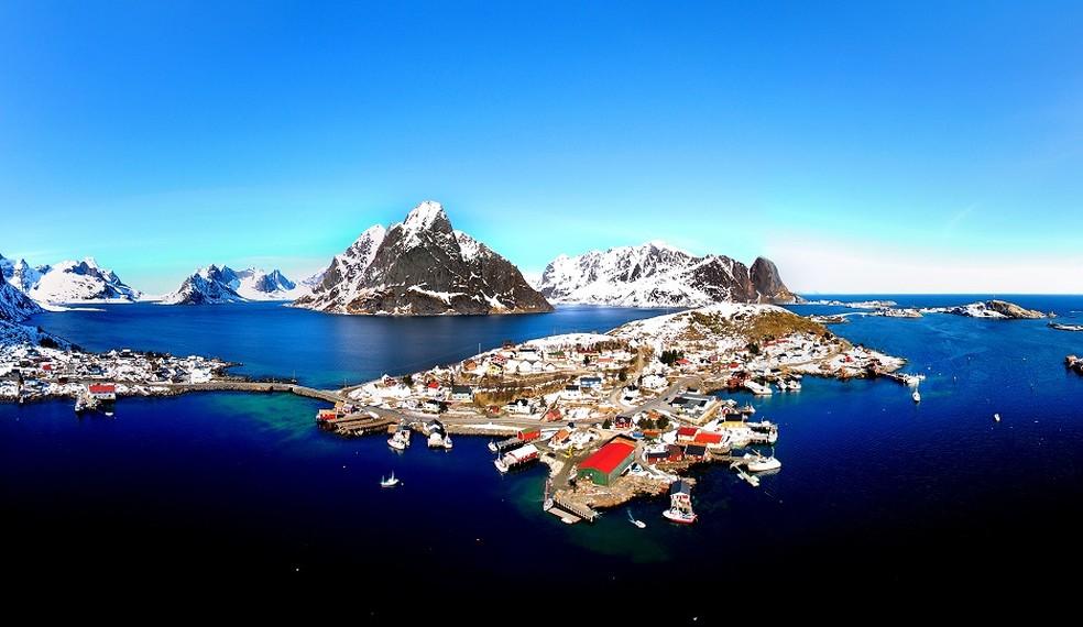 País busca preservar o meio ambiente ao obter 46,5% da energia que consome a partir de fontes renováveis (Foto: Cortesia de Visitnorway.com)